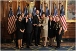 WALORSKI TAKES OATH OF OFFICE FOR 113TH CONGRESS