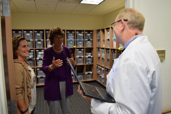 Walorski Visits Saint Joseph PACE After House Passes Legislation to Modernize Programs 1