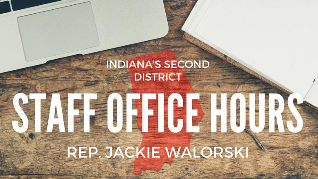 January Staff Office Hours