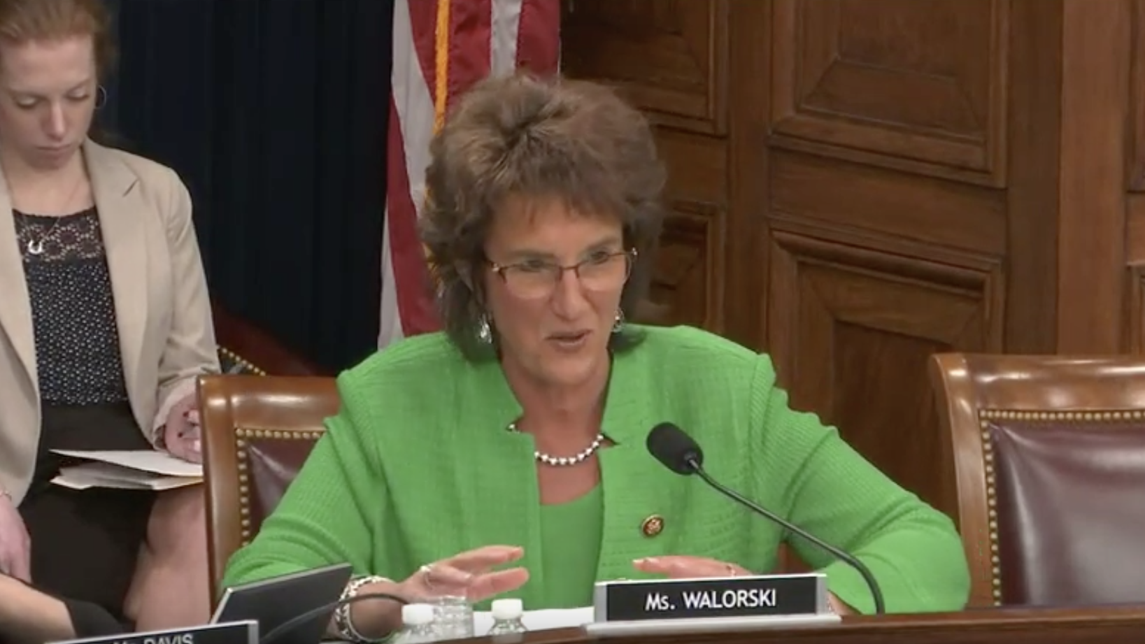Walorski, Top Republican on Worker and Family Subcommittee, Calls for Commonsense Solutions to Help Families Thrive