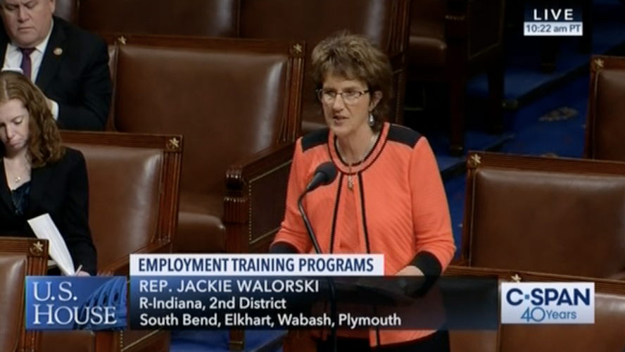 Bipartisan Workforce Bill Would Help >> House Passes Bipartisan Bill To Help Move Unemployed
