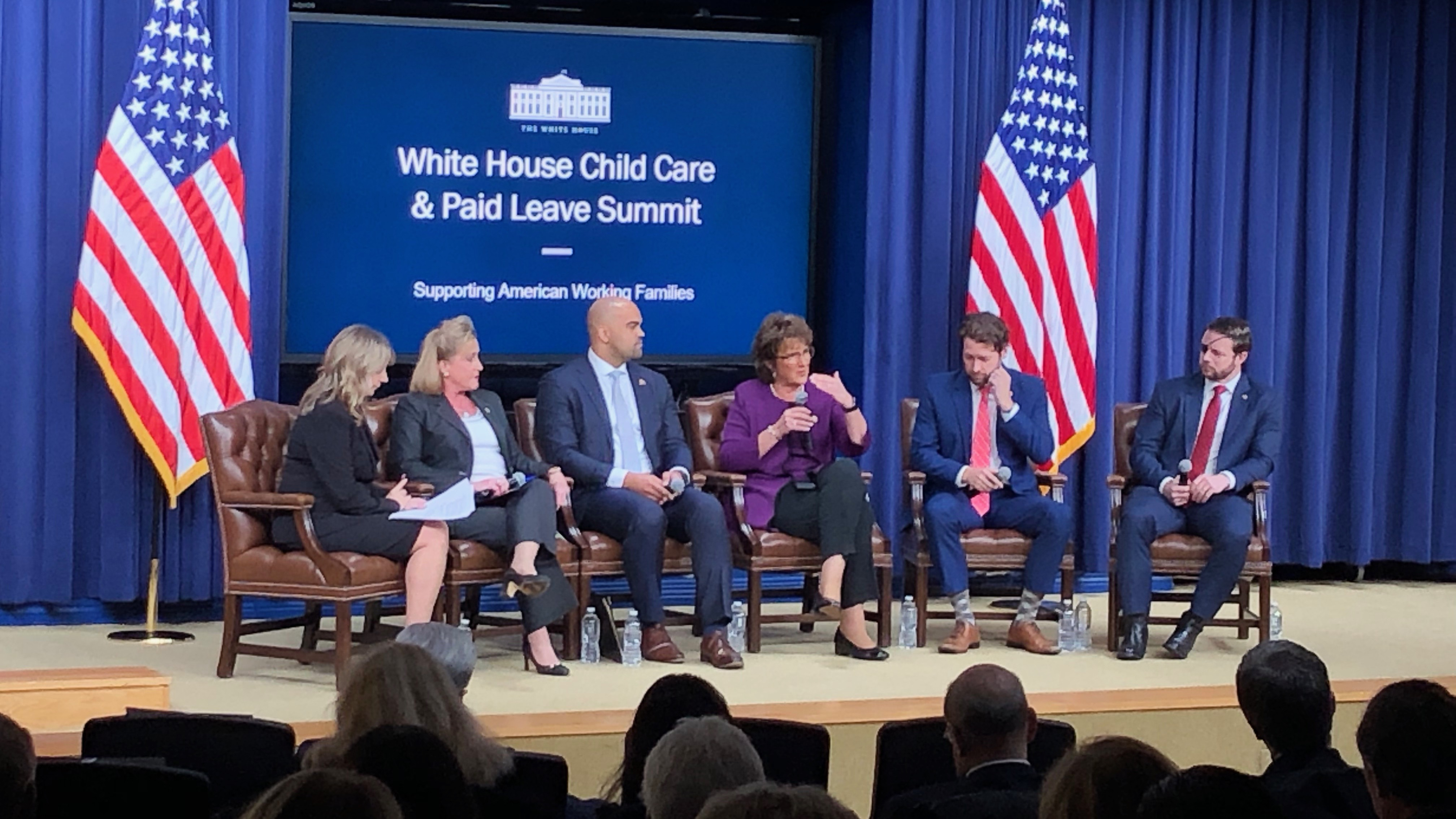 Walorski Takes Part in White House Summit on Paid Family Leave
